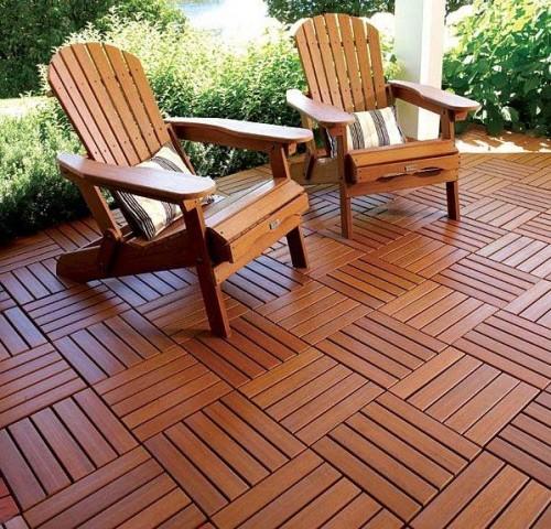 Pisos para exteriores caracter sticas for Pisos imitacion madera para terrazas